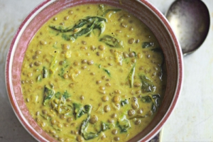French Green Lentil Soup